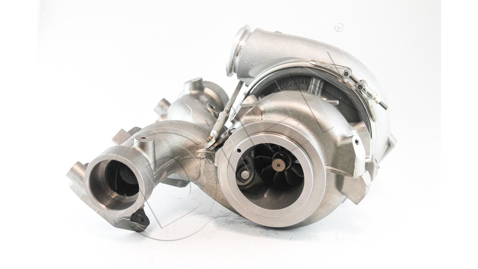 Turbocompressore rigenerato per TEMSA SAFIR SAFIR, SAFIR VIP 408Cv