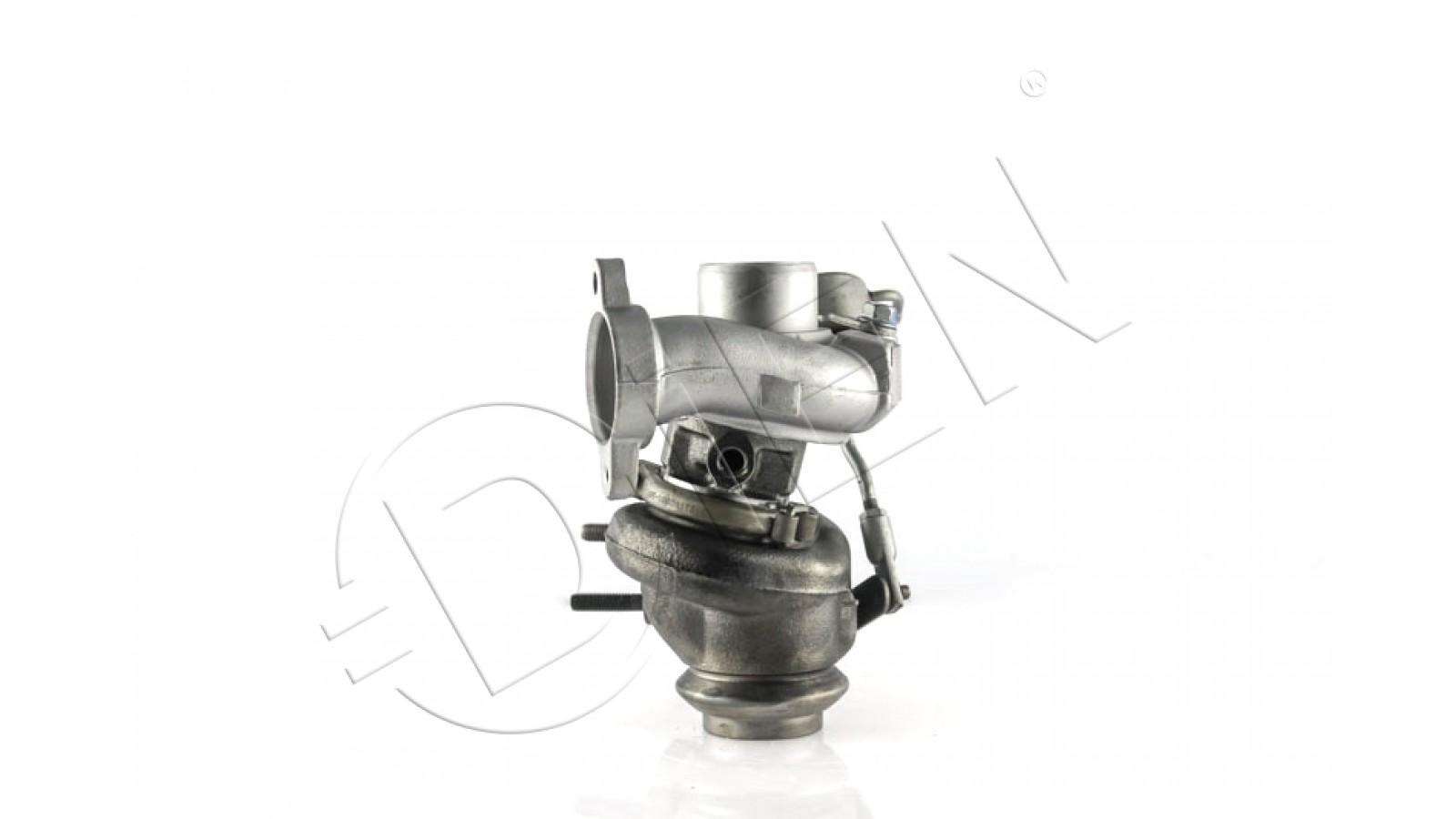 Turbocompressore rigenerato per SANTANA 300/350 1.6 HDi 4x4 90Cv