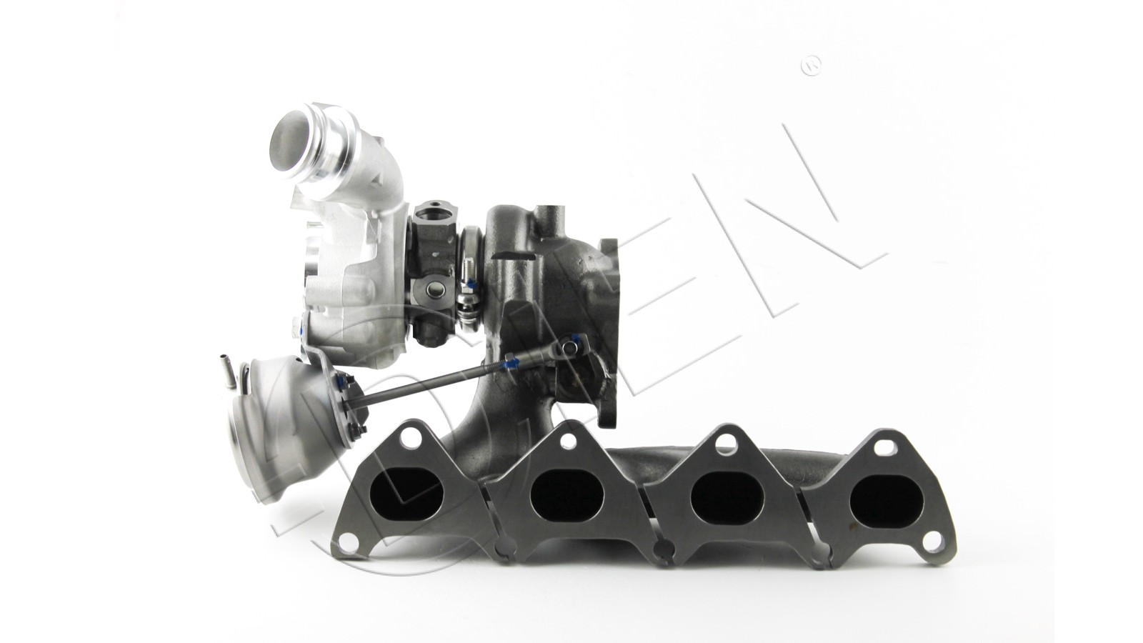 Turbocompressore rigenerato per VOLKSWAGEN GOLF V 1.4 TSI 122Cv