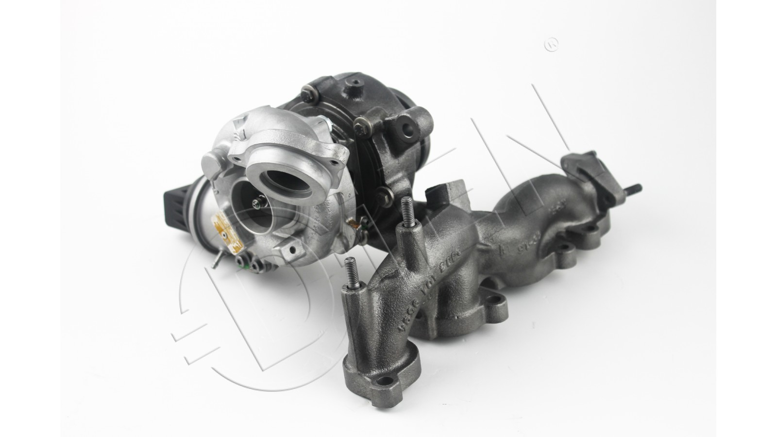 Turbocompressore  VOLKSWAGEN  SCIROCCO  2.0 TDI  170Cv  1968ccm  mag 2009