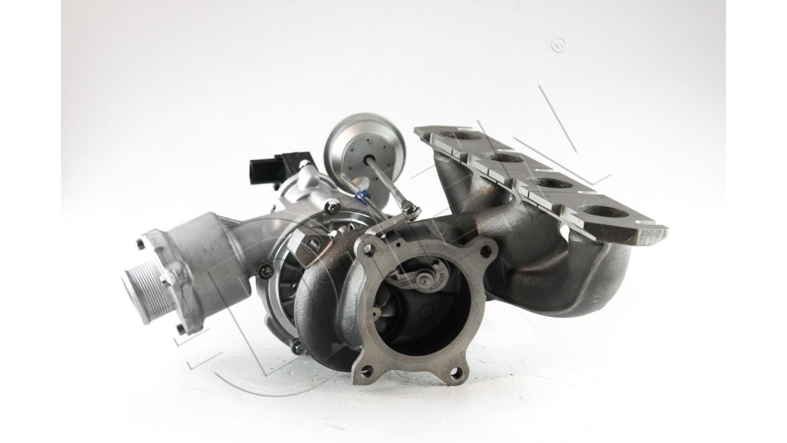 Turbocompressore rigenerato per AUDI A4 2.0 TFSI quattro 211Cv