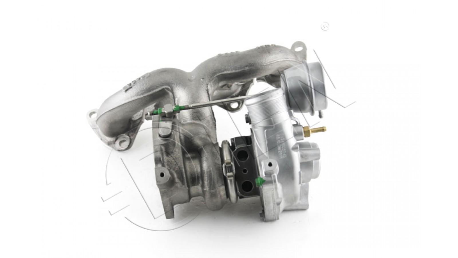 Turbocompressore  VOLKSWAGEN  GOLF VI  1.4 TSI  160Cv  1390ccm  ott 2008 - nov 2012