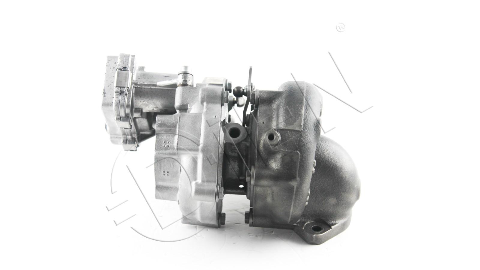 Turbocompressore rigenerato per BMW SERIE 3 Gran Turismo 335 d xDrive 313Cv