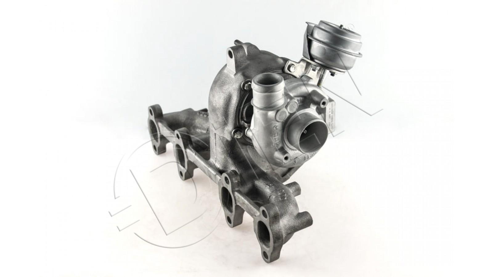 Turbocompressore  VOLKSWAGEN  SHARAN  1.9 TDI  150Cv  1896ccm  giu 2005 - mar 2010