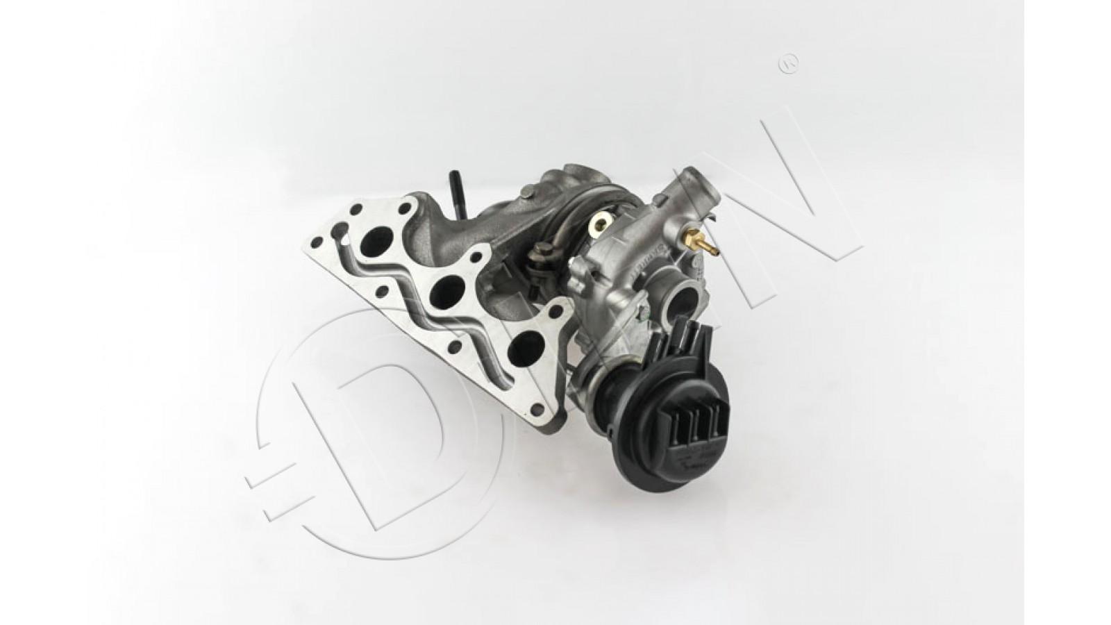 Turbocompressore rigenerato per SMART FORTWO Coupé 0.7 54Cv