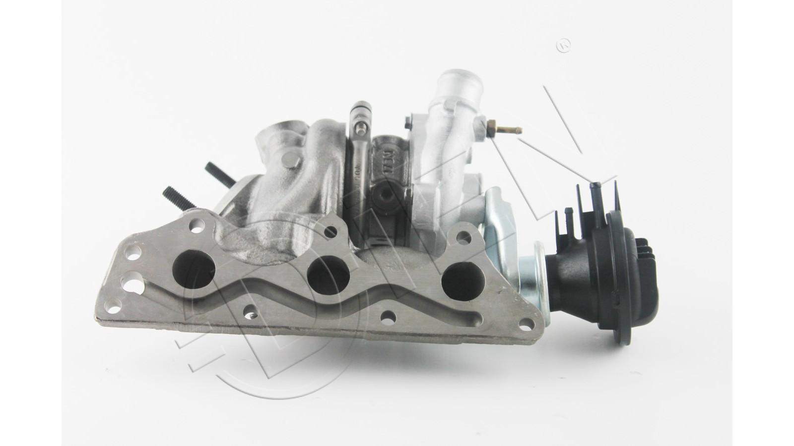 Turbocompressore rigenerato per SMART ROADSTER 0.7 82Cv