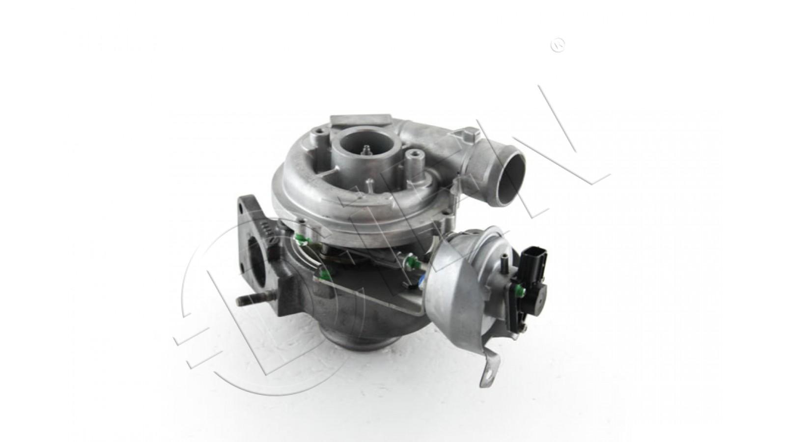 Turbocompressore  VOLVO  C30  2.0 D  136Cv  1998ccm  ott 2006 - dic 2012