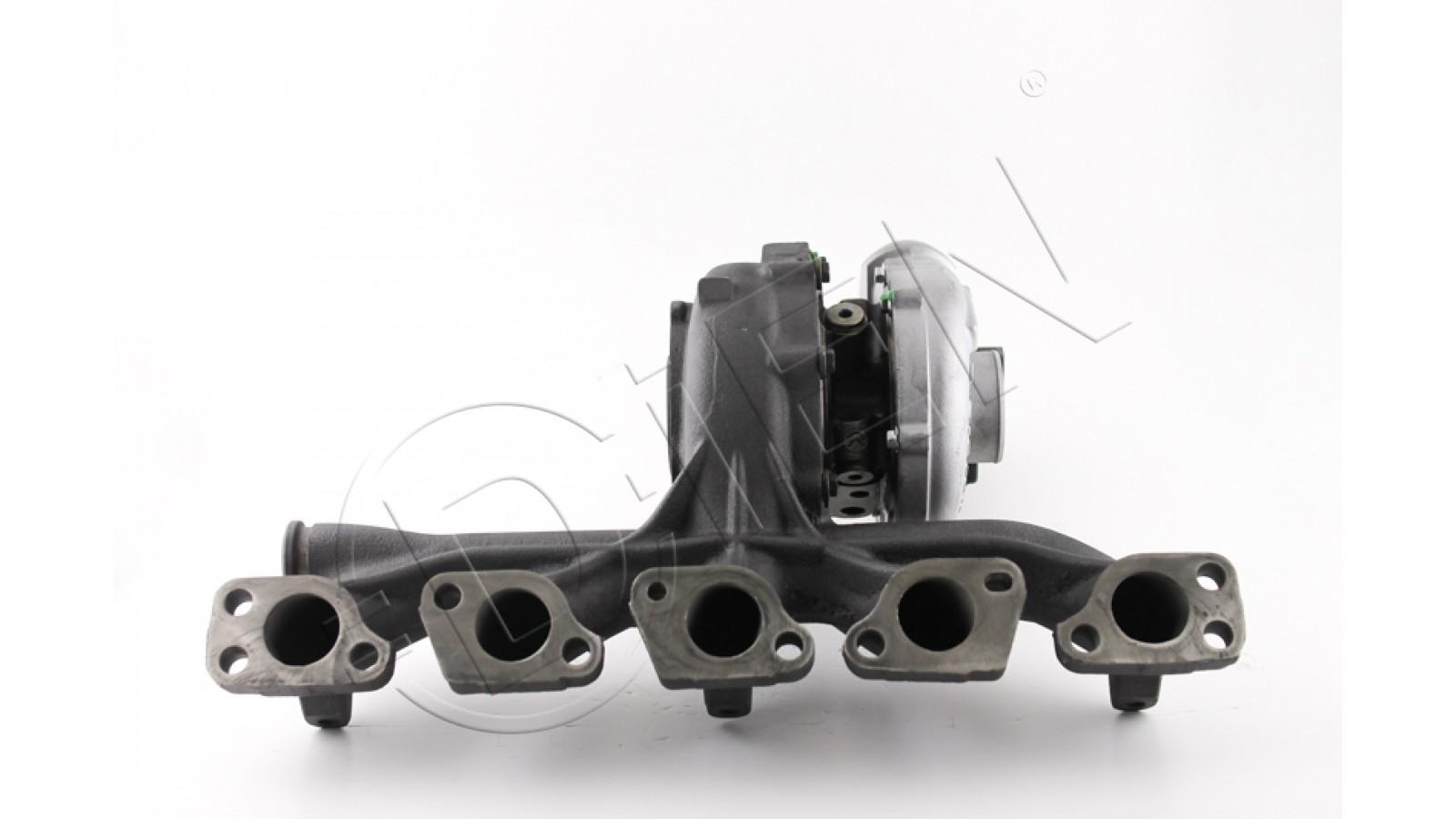 Turbocompressore  VOLVO  S40 II  2.4 D5  179Cv  2400ccm  mar 2006