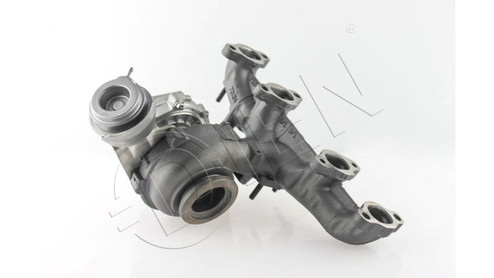 Turbocompressore  VOLKSWAGEN  EOS  2.0 TDI  140Cv  1968ccm  giu 2006 - mag 2008