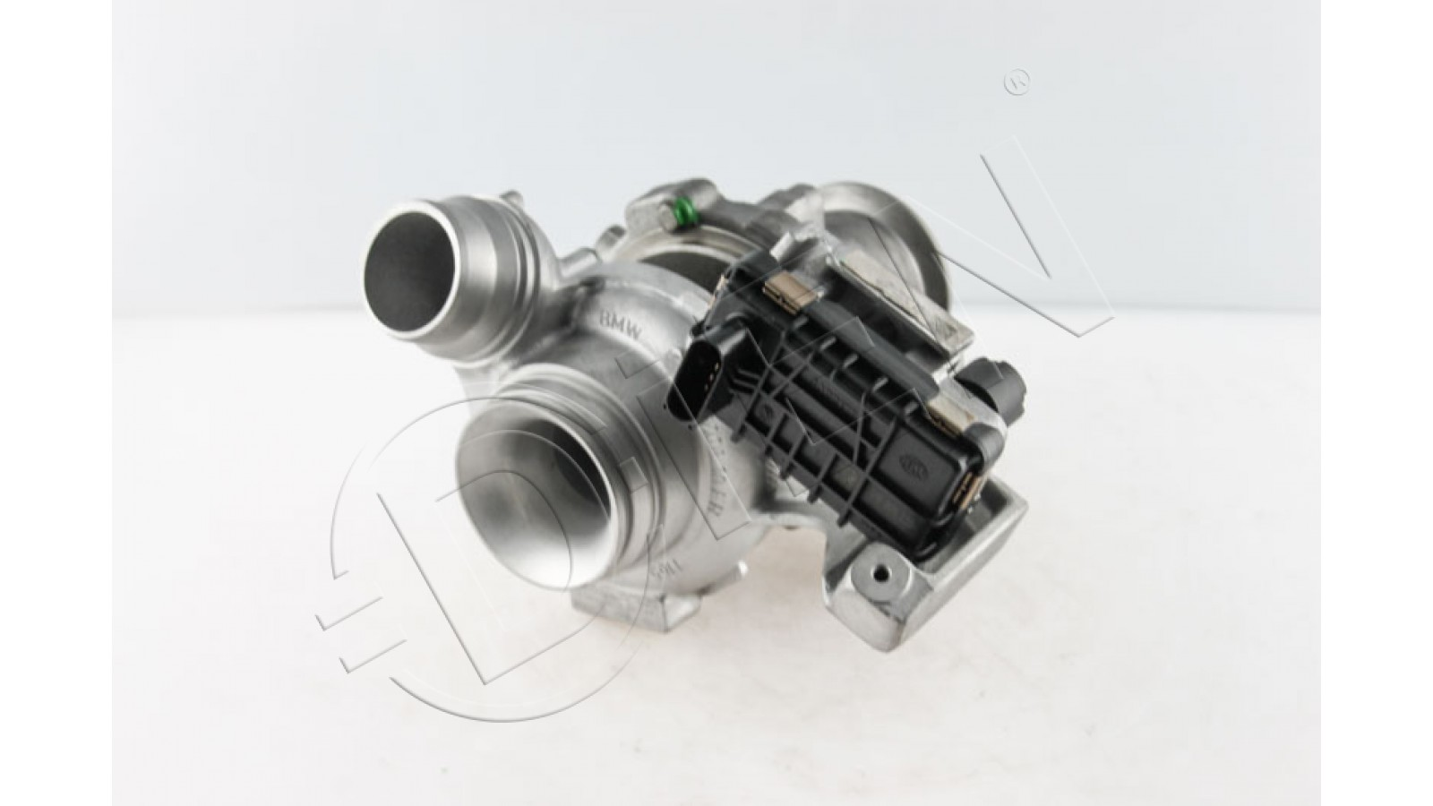 Turbocompressore rigenerato per BMW SERIE 1 Cabriolet 118 d 143Cv