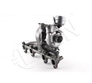 Turbocompressore  VOLKSWAGEN  GOLF V  1.9 TDI  105Cv  1896ccm  ott 2003 - nov 2008