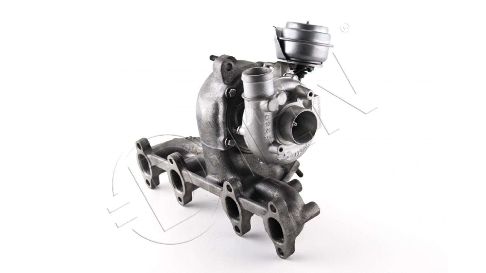 Turbocompressore  VOLKSWAGEN  GOLF IV  1.9 TDI  101Cv  1896ccm  set 2000 - giu 2005