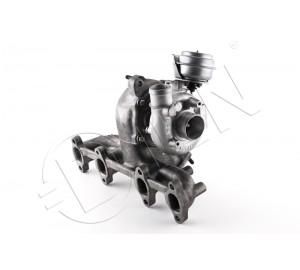 Turbocompressore  VOLKSWAGEN  GOLF IV  1.9 TDI  115Cv  1896ccm  dic 1998 - giu 2001