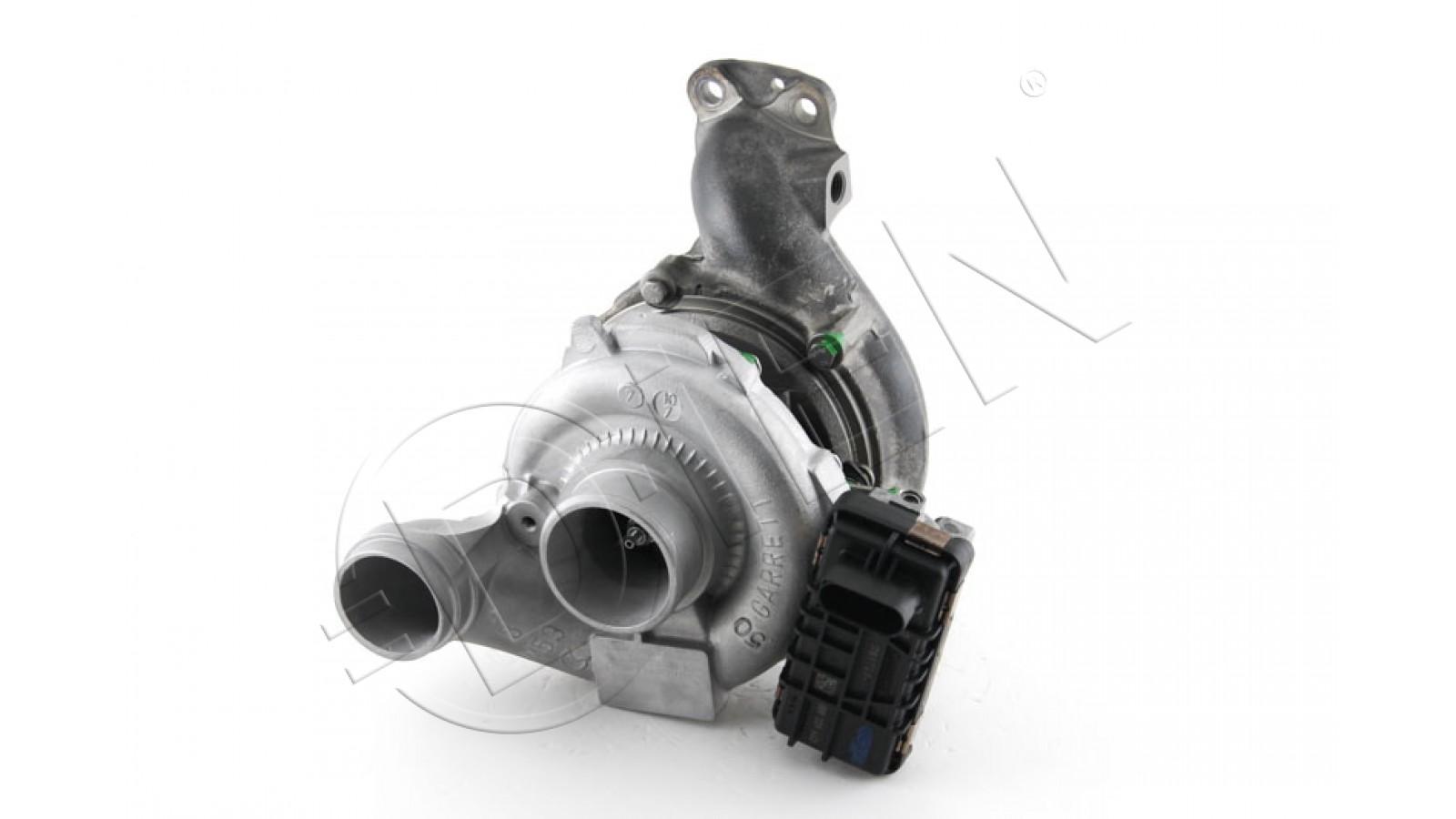 Turbocompressore rigenerato per MERCEDES-BENZ CLS Shooting Brake CLS 350 d 4-matic 258Cv
