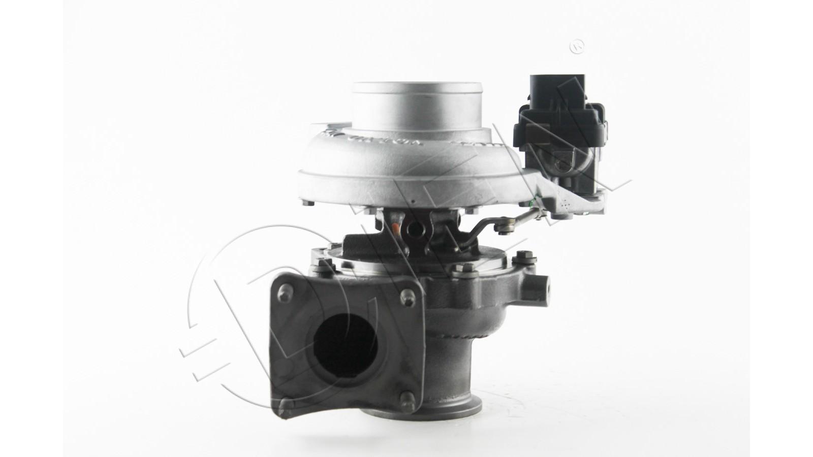 Turbocompressore  VOLVO  XC60  2.4 D  175Cv  2400ccm  lug 2009