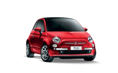 FIAT 500 0.9 65cv (48kw) - 964ccm set 2012