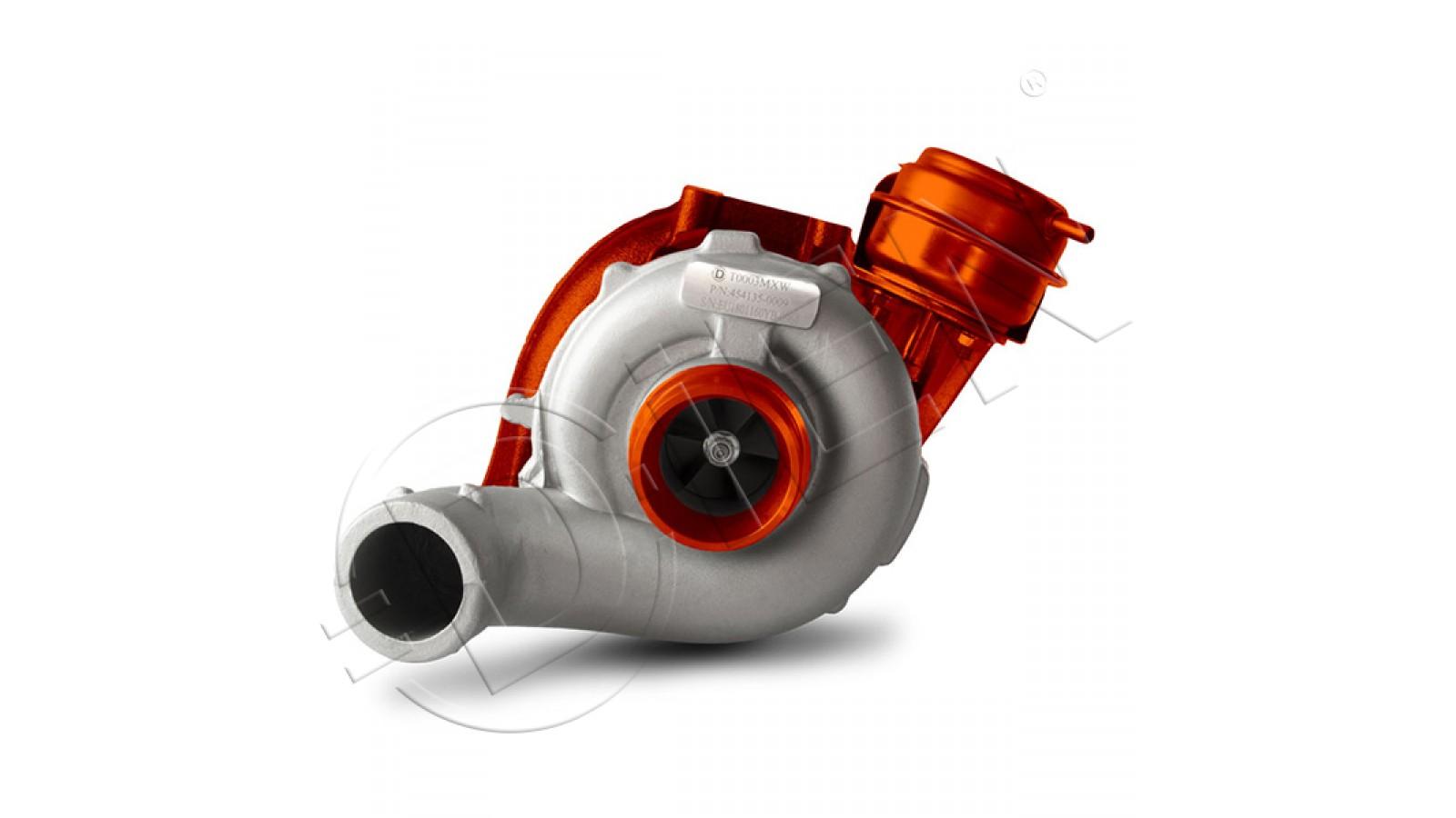 Turbocompressore rigenerato per MAN TGA 28.350, 28.360 FNLC, FNLLC, FNLRC, FNLL-LE, FNLLR-LE 350Cv