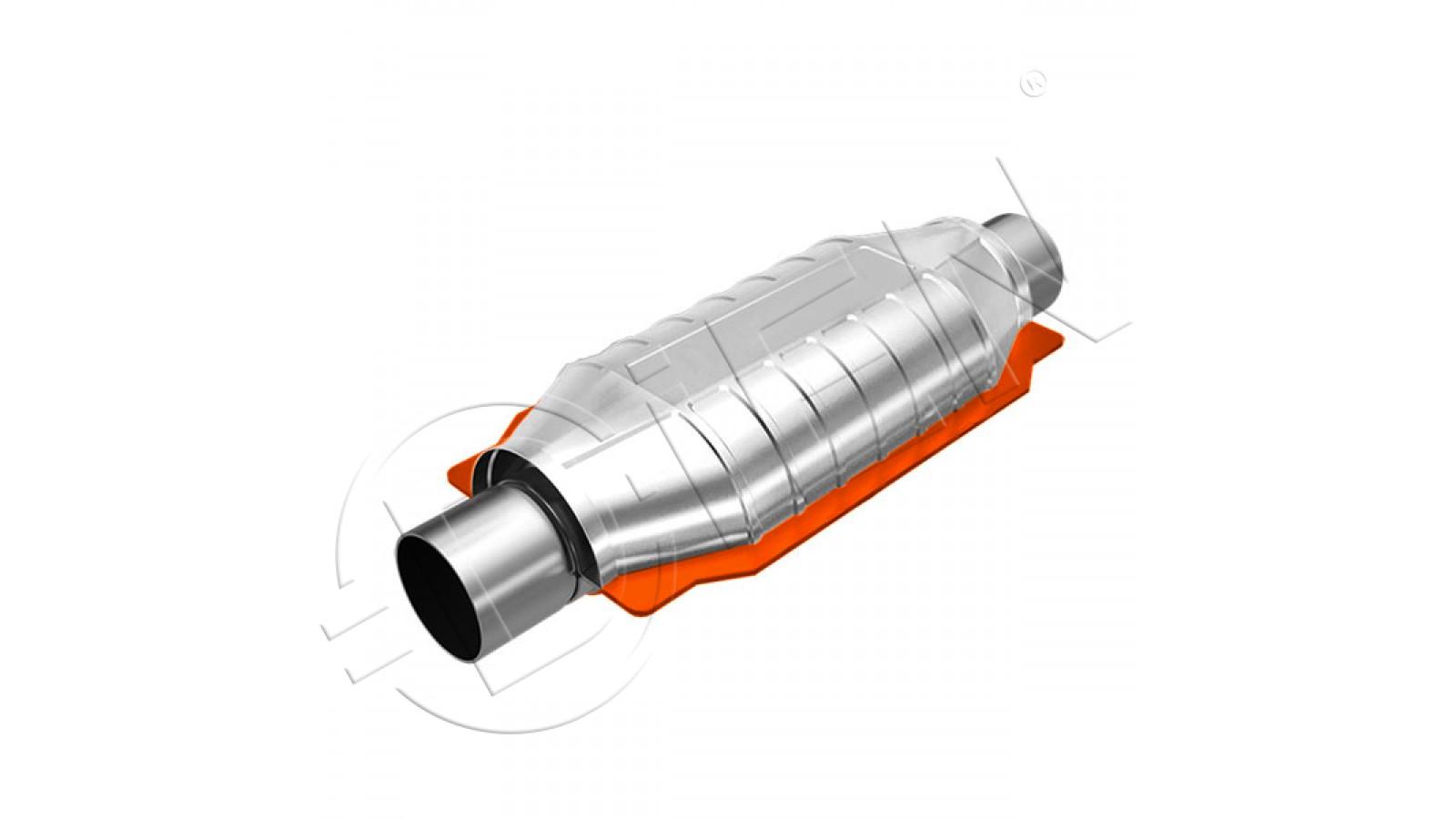 Catalizzatore MULTICAR M27 2,0 102Cv