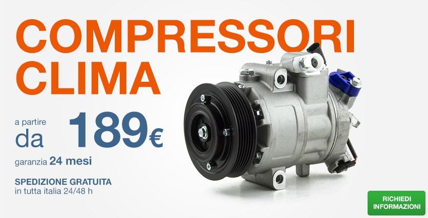 Compressori Clima